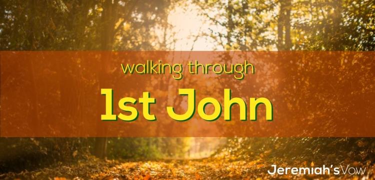 Walking through 1st John