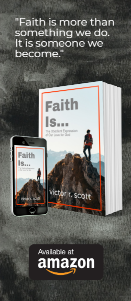 "Promotion for Book ""Faith is..."""